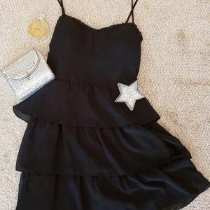 Pretty Black Party Dress!! Like NEW!